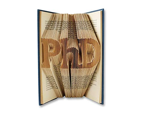 PhD by Folded Book Art ()