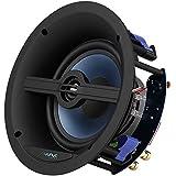 """Caixa de som de embutir Wave Sound WSR120 Tela Slim Quadrada 6,5"""" 120w Unidade"""