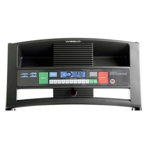 - Weslo G 40 GTX Nordic Apex 4100 Treadmill Display Console Display Panel Screen