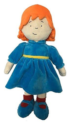 "Caillou Rosie Plush Doll 16"" Rosie Plush Doll"