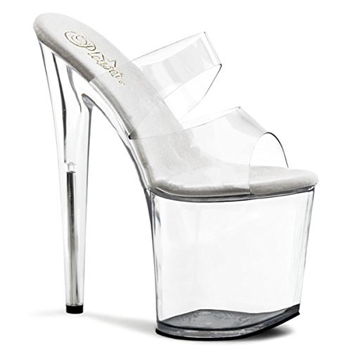 Pleaser Flamingo-802 - Sexy Plateau High Heels Sandaletten 35-43