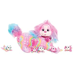Just Play Puppy Surprise Plush, Taffy - 41sV 2BpPfqqL - Puppy Surprise JPL42251 Taffy 12″ Plush