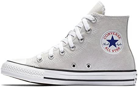 Converse Unisex Chuck Taylor All Star High Top Shoes - Pale Putty, Pale Putty, M6.5/W8.5