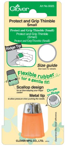(Clover 0366610 Protect & Grip Thimble Small)