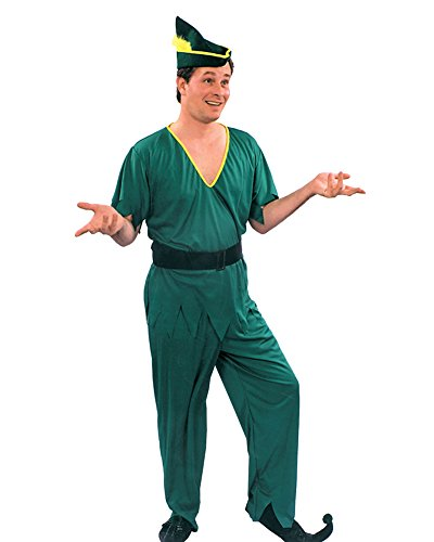 Peter Pan Party Costume Ideas (Peter Pan Elf Robin Hood Renaissance Costume Movie Costumes Sizes: One Size)