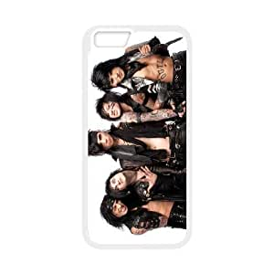 iPhone 6 4.7 Inch Protective Phone Case Black Veil Brides ONE1231095