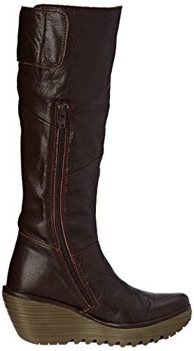 Marrone Dkbrown London Donna Fly Stivali 009 qUxnH0aUtf