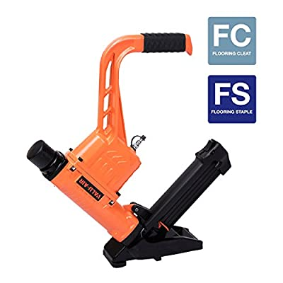 Valu-Air 9800ST 3-in-1 Flooring Cleat Nailer and Stapler