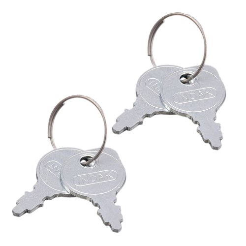 Murray Craftsman (2 Pack) Replacement Set of 2 Keys # 420729MA-2pk