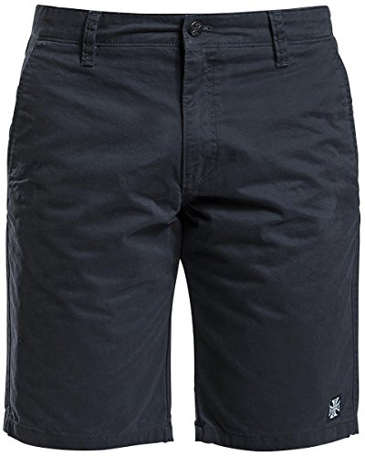 Choppers C?te Ouest Workshort Short Rouge Sable