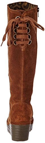 Camel Fly Brown Women's London Yust Boots xTYpq7