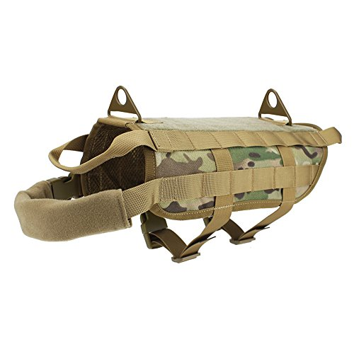 OUTRY Tactical Training Harness Available