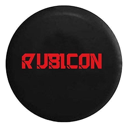 rubicon spare tire cover - 3