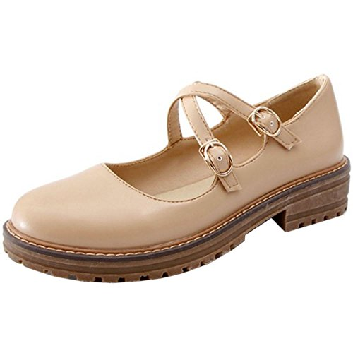2 Apricot Women Brogue Shoes Sweet Zanpa 4wvxBfIqwO