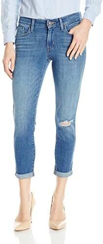 Levi's Women's Mid Rise Skinny Crop Jean