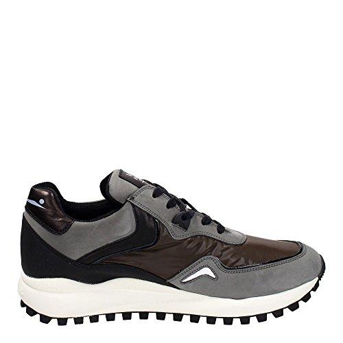 Voile Blanche - Zapatillas para hombre gris Grigio Militare / Nero gris Size: 39