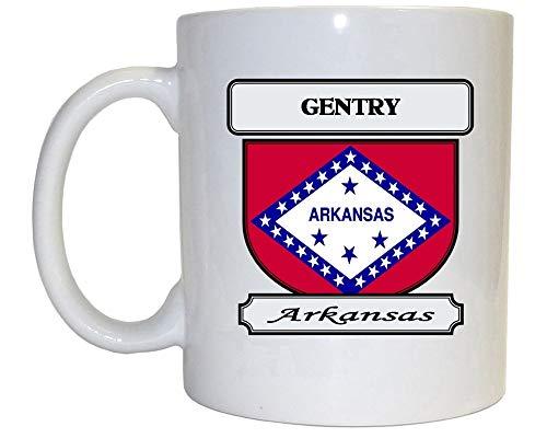 Gentry, Arkansas (AR) City Mug -