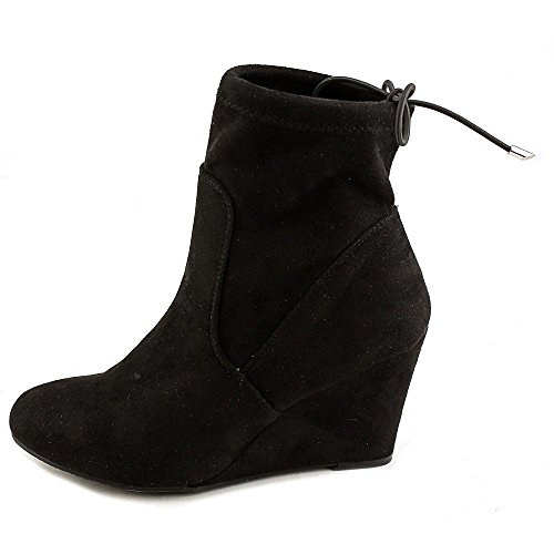 Chinese Laundry Womens Unnie Closed Toe Ankle Fashion Boots Black 6di8jJ51