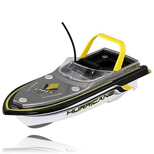 Children RC Remote Control Boat Toys, Lookatool New Yellow Radio Remote Control Super Mini Speed Boat Dual Motor Kid Toy 218