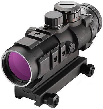 Burris AR-332 3x32mm Prism Red Dot Sight - Design