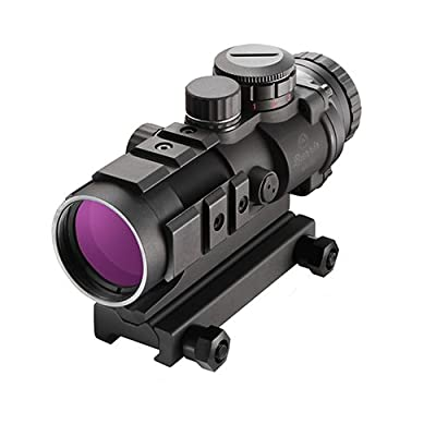 Burris 300217 AR Tactical Sight, AR-332, 3x32mm, Prism Sight Ballistic Cq Reticle