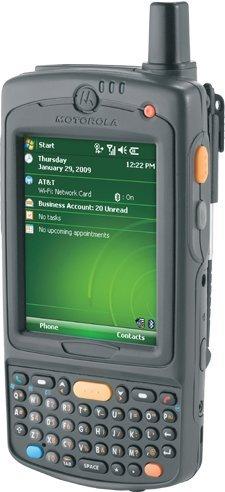 Motorola MC75 Barcode Scanner MC7596-PZCSKQWA9WR - 96 Gps / Wlan / 2D Imag Camera / 128MB/256MB / Camera