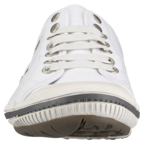 Cat Footwear JONZE SLIP ON CANVAS P710978 - Zapatillas de lino para hombre, color gris, talla 46 Blanco