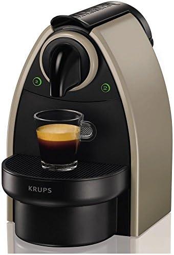 Krups xn2140 K Essenza Flow Stop máquina de café nespresso ...
