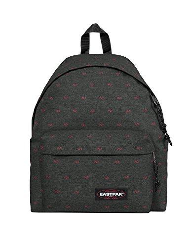 Eastpak Unisex Padded Pak'r Dark Grey Backpack Grey by Eastpak
