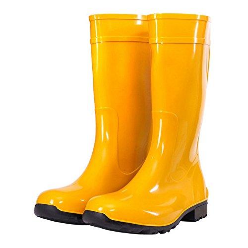 para 36 Botas Cardiff amarillo 42 A KREXUS de Agua Tamaño Mujer 0ZBqqtw