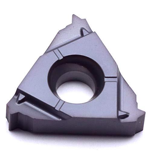 Maifix IR-ISO Innengewindebohrer, CNC-Drehwerkzeug, Hartmetall-Einsätze, 10 Stück, 16IR 150ISO ZP10