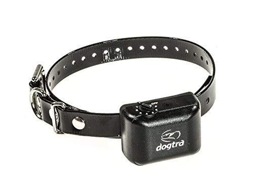Dogtra YS-300 Bark Collar - for Dogs Over 10 Pounds with 6 Levels of Correction and Vibration Warning to Stop Dog Barking - Waterproof Rechargeable