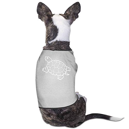 LNUO-2 Pet T-Shirts, Tortoise Clipart Dog Cat Shirts Costume Clothes Apparel]()