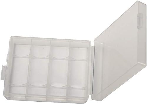 Caja de almacenamiento de plástico duro, resistente al agua, funda ...