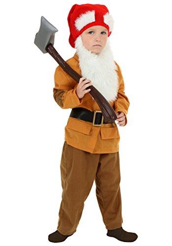 (Toddler Brown Dwarf Costume)