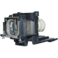 Lutema POA-LMP148-P01-2 Eiki POA-LMP148 610-352-7949 Replacement DLP/LCD Cinema Projector Lamp with Philips Inside