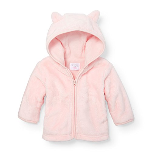 - The Children's Place Hoody, Baby Pink 90193, UPTO7LBS.