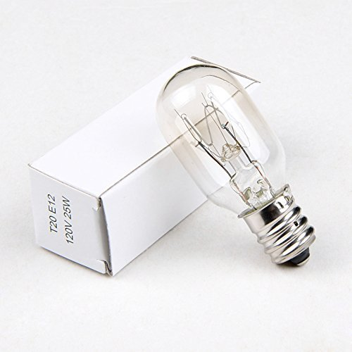 lt Lamp Bulbs Original Replacement Long Lasting Incandescent Bulbs E12 Socket 12 pack ()