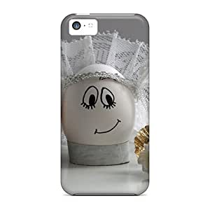 Perfect The Bride And Groom Case Cover Skin For Iphone 5c Phone Case