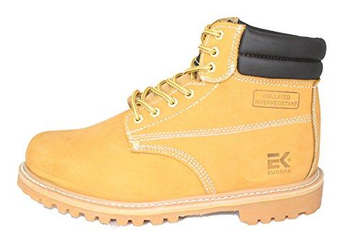 Eurbak 6311 Men's Water Resistant Lined work Boots
