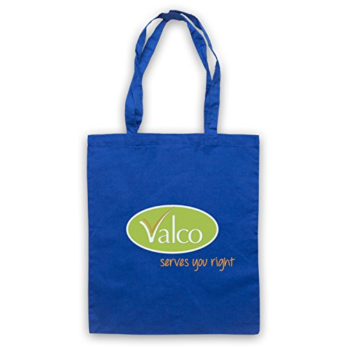Valco Bleu Serves Officieux D'emballage You Sac Right Inspire Par Trollied 7qxEF