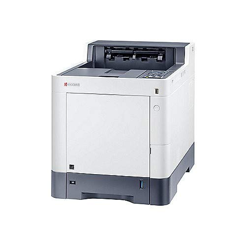 Kyocera 1102TW2US1 ECOSYS P6235cdn Color Laser Printer, Up to 37 PPM, Up to 1200 DPI Printing Quality, 100000 Pages a Month, Mobile Printing Supported, Wi-Fi Connection and WI-FI Direct