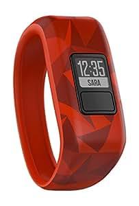 Garmin vivofit Jr -Tracker de actividad para niños, rojo