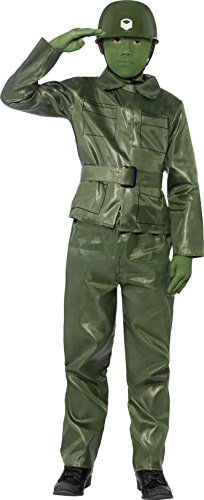 Green Toy Soldier Fancy Dress Costume. for $<!--$40.40-->
