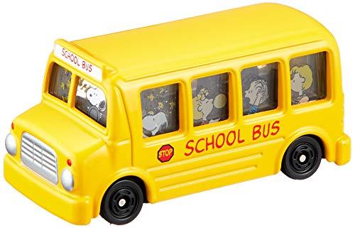 타카라 토미 (TAKARA TOMY) 토미카 드림 토미카 No.154 스누피 스쿨 버스