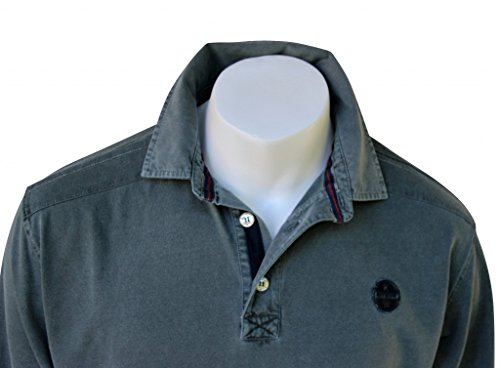 Key West Herren Poloshirt grau