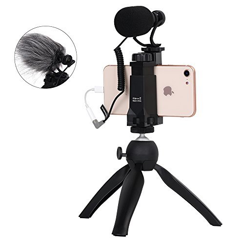 Comica Smartphone Video Kit CVM-VM10-K2 Filmmaker Mini Tripo