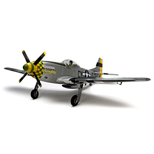 Force RC P-51D Mustang 1.1m ()