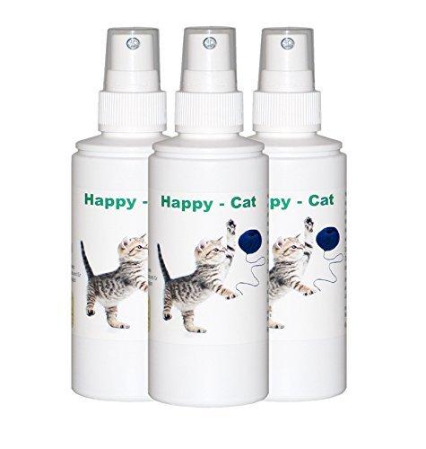 Happy Cat en spray 100ml 3Set NaturGut GmbH