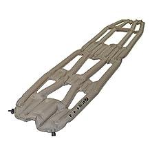Klymit 06IXCy01C Inertia X Frame Military Recon Sleeping Pad (Coyote-Sand, Large) by Klymit